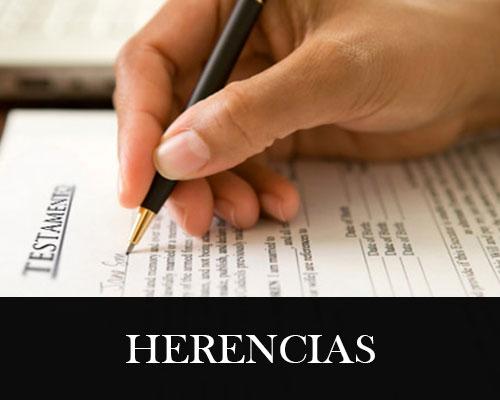 Abogados expertos en herencias y testamentos